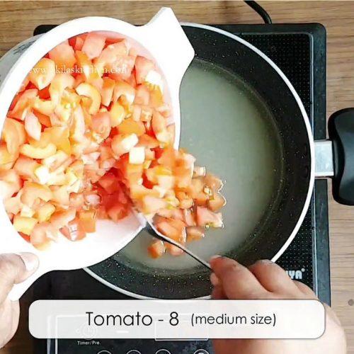 Tomato sweet Pachadi