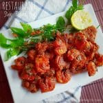 Restaurant Style Prawn Fry Recipe | Sunday Special Recipes