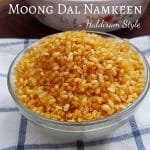 Fried moong dal moong dal fry