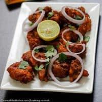 Chicken restaurant style