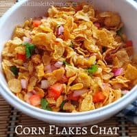 Corn flakes chat