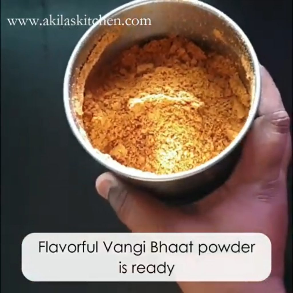 Vangi bath Powder