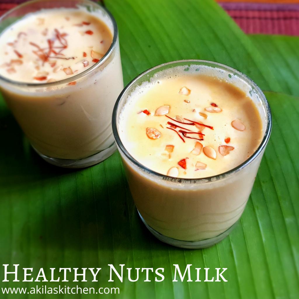 Healthy Nuts Milk