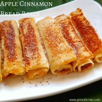 Apple Cinnamon Bread Rolls